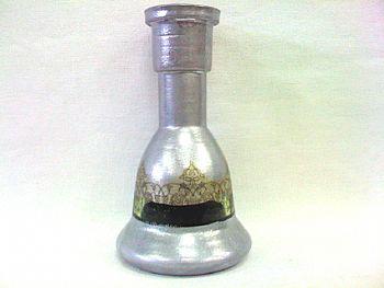Base de vidro básico para Narguile Médio -cod.93- SALDÃO DE OFERTA