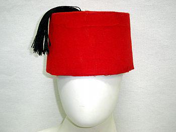 Tarbuch estilo turco (vermelho) cod.006