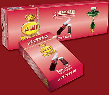 Essência Aromatizada / Tambac (COLA) Caixa com 50g - Marca Al Fakher