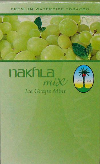 Essência Aromatizada / Tambac (ICE GRAPE MINT) Mix. Caixa com 50g