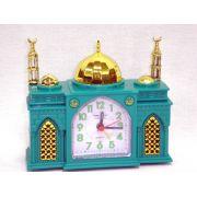 Relógio em forma de Mesquita com AZAN (Pequeno) -cod.563