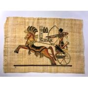 Papiro Egípcio original com temas Faraônicos – Ref.95