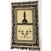 Tapete para Oração Islâmico, várias cores