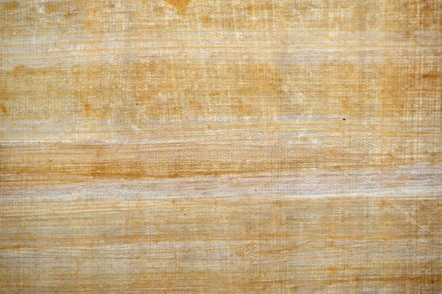 Papiro Egípcio original cru, tamanho 63x43 cm – Ref.100