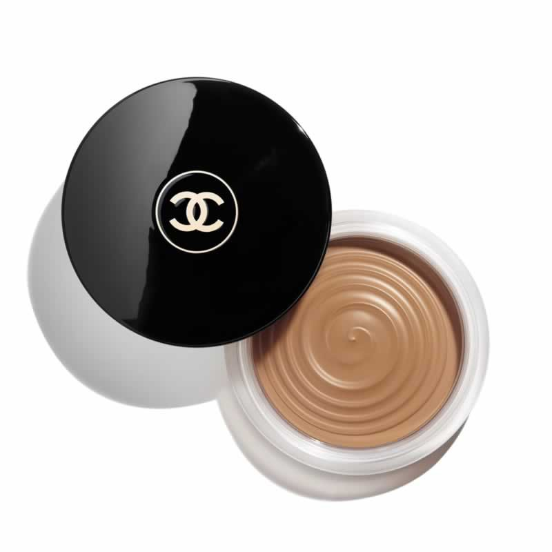 Chanel Bronzer Les Beiges Healthy Glow Bronzing Cream - Universal