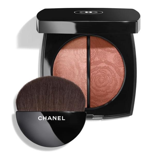 Chanel Duo Blush/Iluminador Fleurs de Printemps - 8 gramas