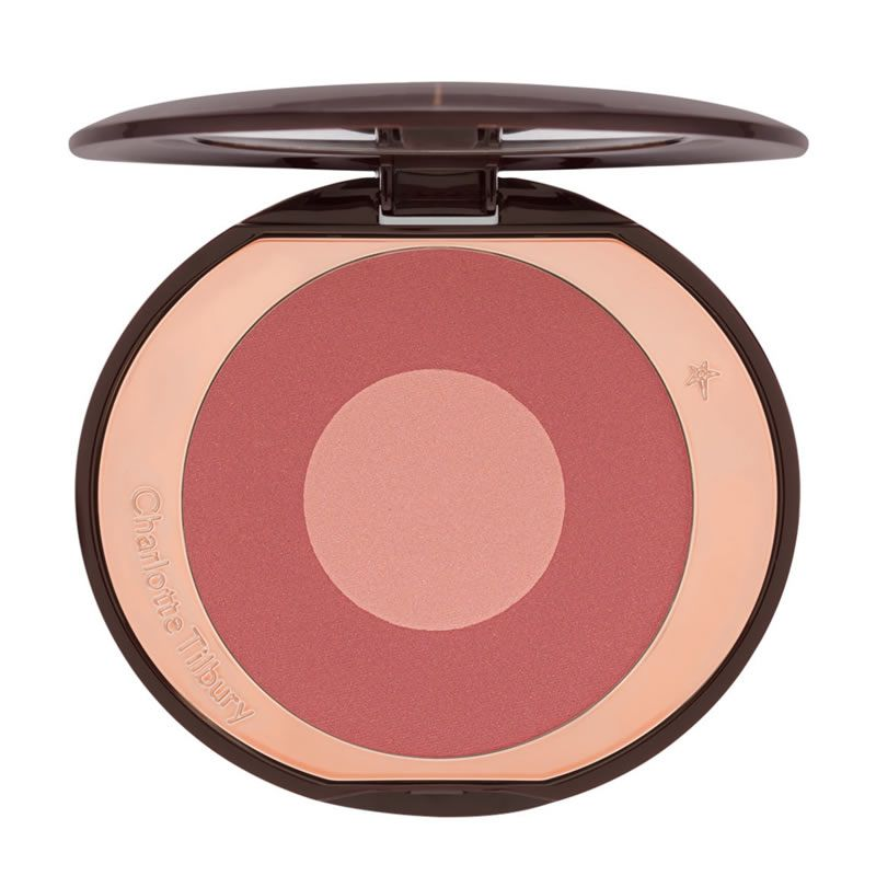 Charlotte Tilbury Blush Cheek To Chic cor Pillow Talk