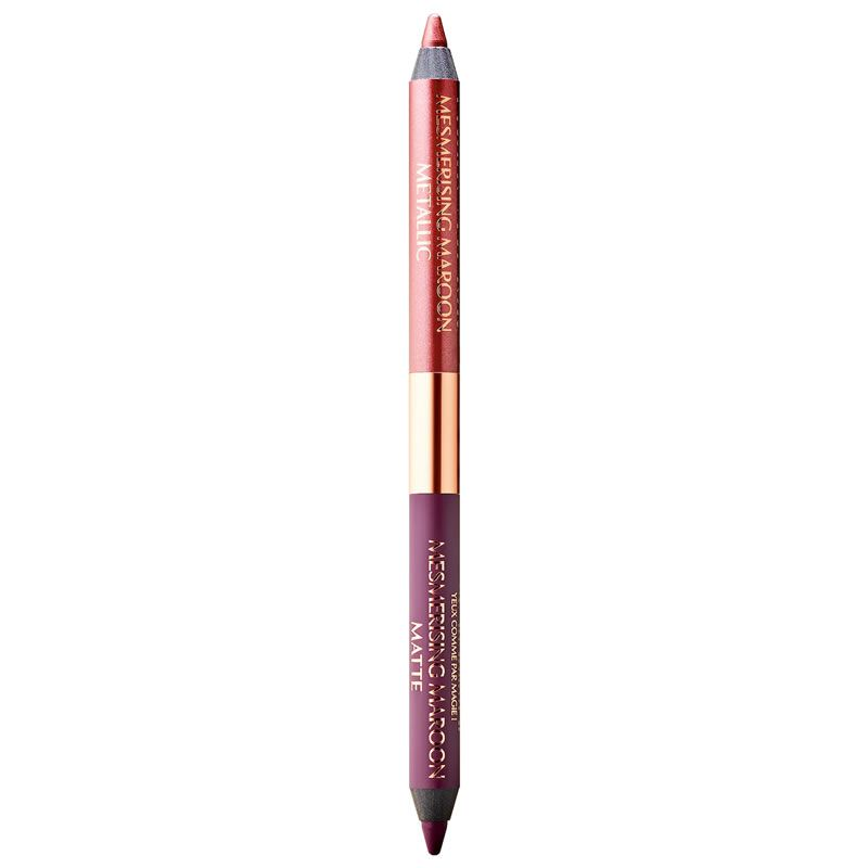 Charlotte Tilbury Lápis de Olho Eye Colour Magic Liner Duo Mesmerising Maroon