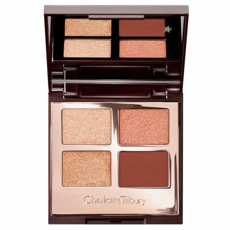 Charlotte Tilbury Paleta de Sombras Luxury Palette Cooper Charge