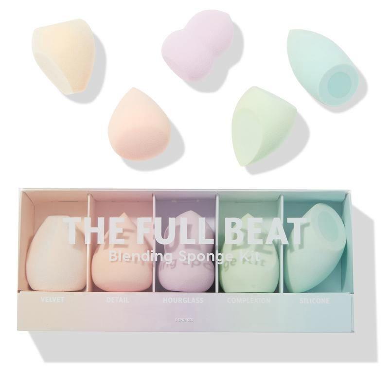 Colourpop Kit de Esponjas The Full Beat