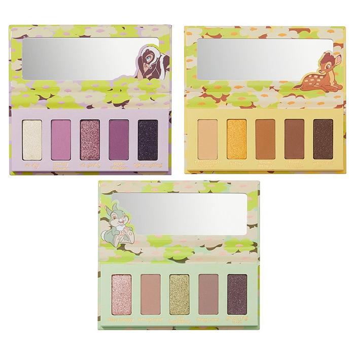 Colourpop x Bambi Collection Kit de Sombras Forest Friends