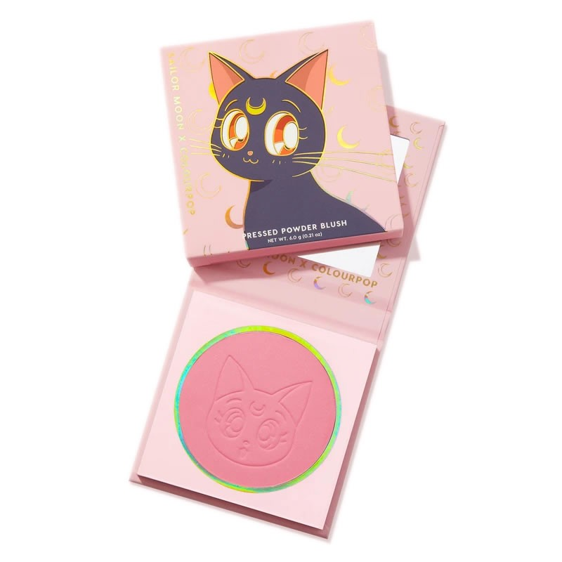 Colourpop x Sailor Moon Blush From the Moon