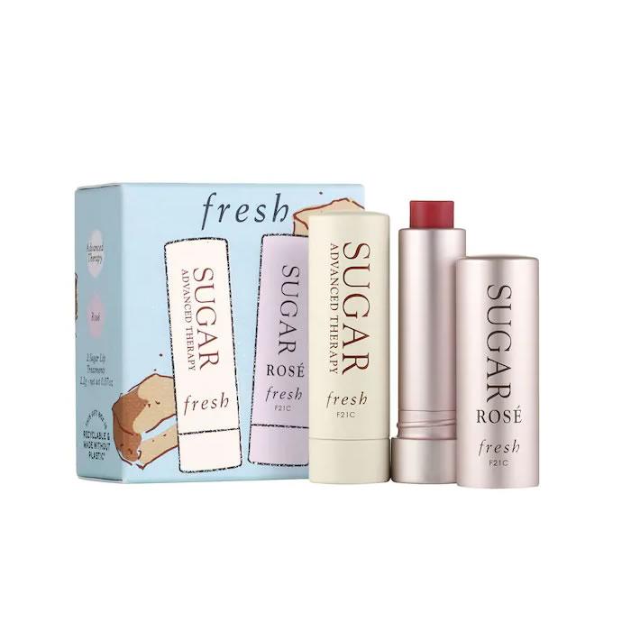Fresh Kit Hidratante Labial Color & Care Lip Kit