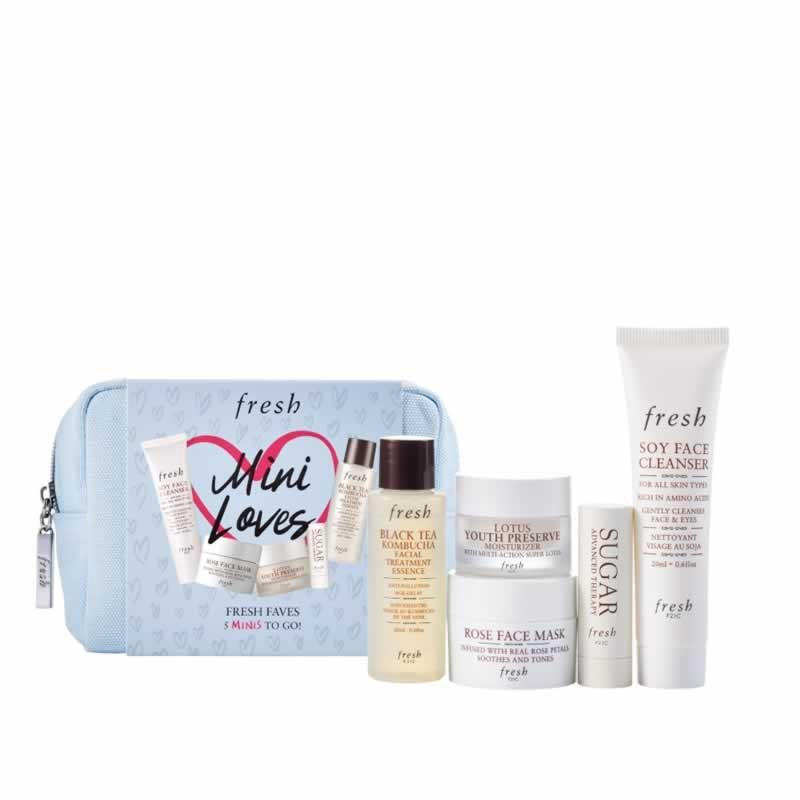 Fresh Mini Loves Fresh Faves Set