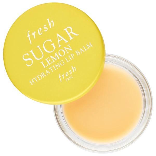 Fresh Sugar Lemon Hydrating Lip Balm - 6 gramas