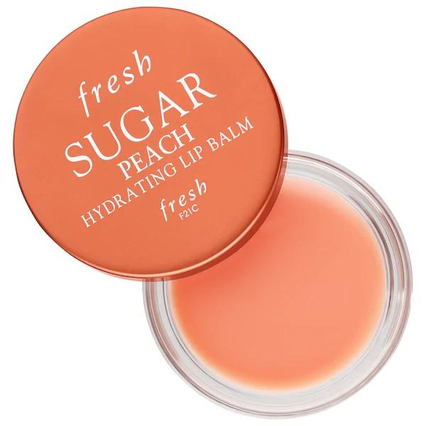 Fresh Sugar Peach Hydrating Lip Balm - 6 gramas