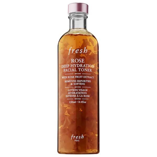 Fresh Tõnico Facial Rose & Hyaluronic Acid Deep Hydration Toner