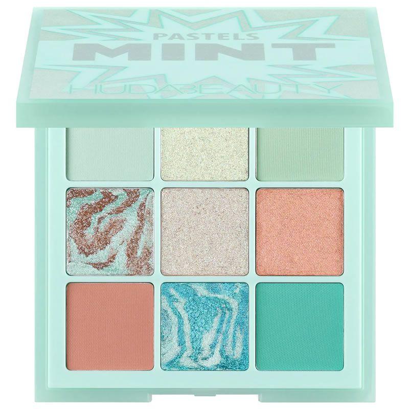 Huda Beauty Paleta de Sombras Pastel Mint Obsessions
