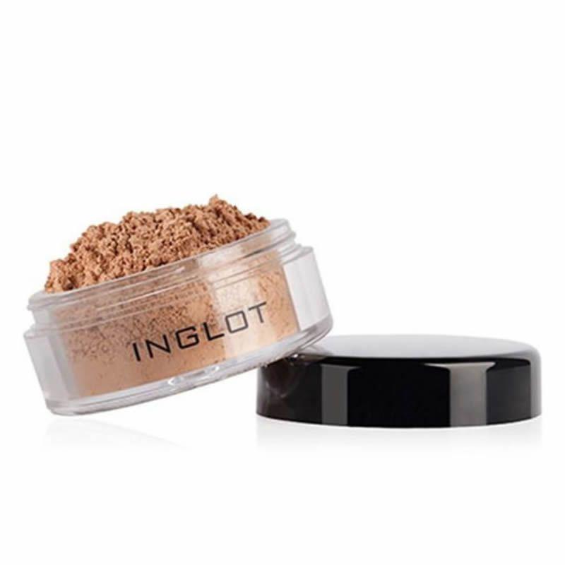 Inglot Pó Solto Translucent Loose Powder cor 212 - 1,5 gramas