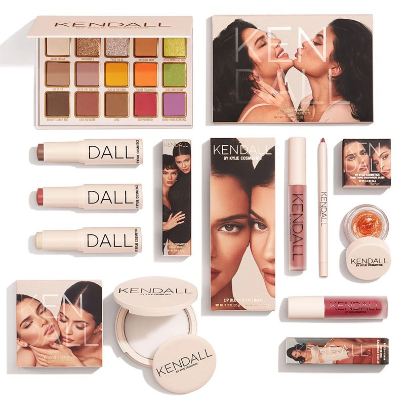 Kendall by Kylie Cosmetics - Kendall Collection Signed PR BOX