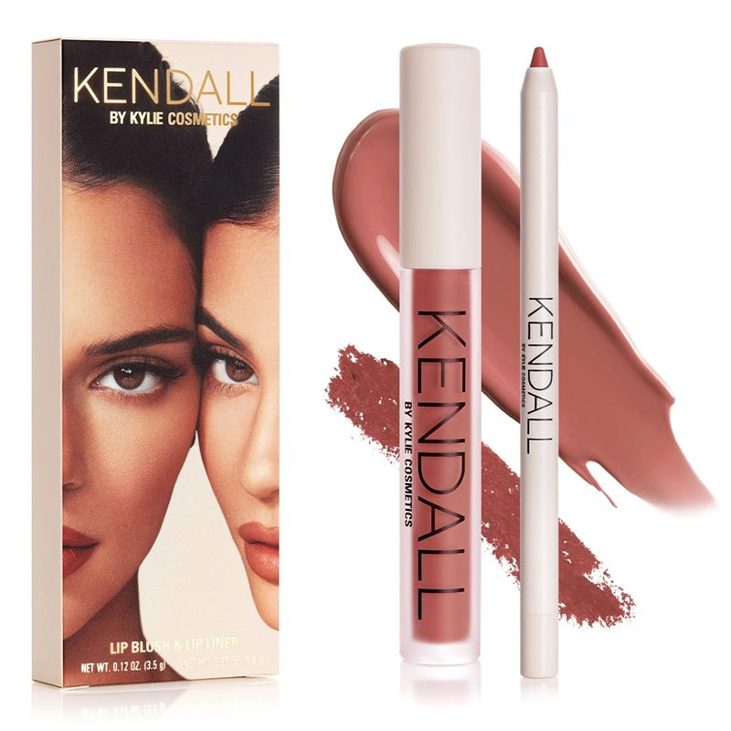 Kendall by Kylie Cosmetics - Lip Blush Kit Sister Sister