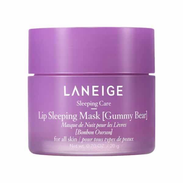 Laneige Máscara Labial  Sleeping Mask Gummy Bear - 20 gramas