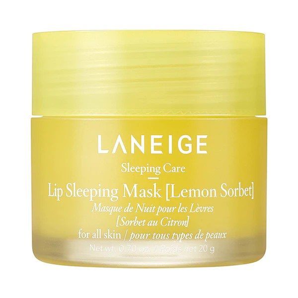 Laneige Máscara Labial Sleeping Mask Lemon Sorbet - 20 gramas