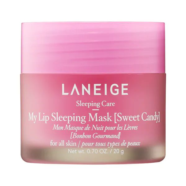 Laneige Máscara Labial  Sleeping Mask Sweet Candy