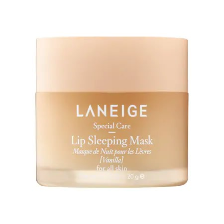 Laneige Máscara Labial Sleeping Mask Vanilla - 20 gramas