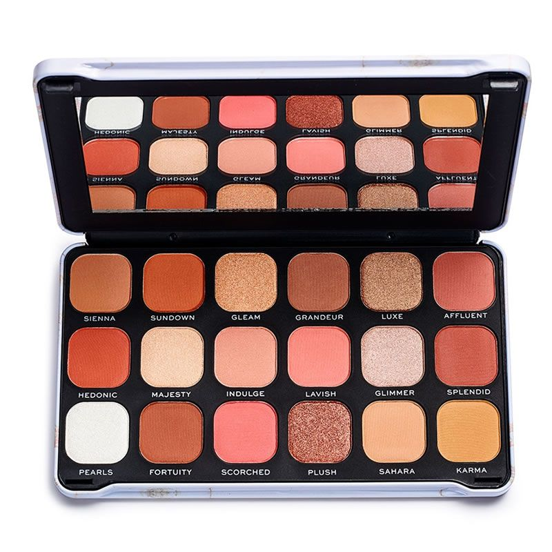 Makeup Revolution Paleta de Sombras Forever Flawless Decadent Eyeshadow Palette