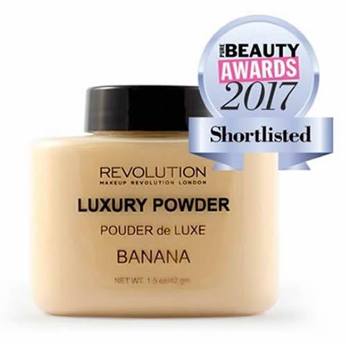 Makeup Revolution Pó Solto Banana Powder - 32 gramas