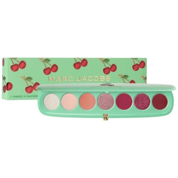 Marc Jacobs Beauty Paleta de Sombras Eye-conic Multi-Finish Eye Palette in Cherrific – Very Merry Cherry Edition