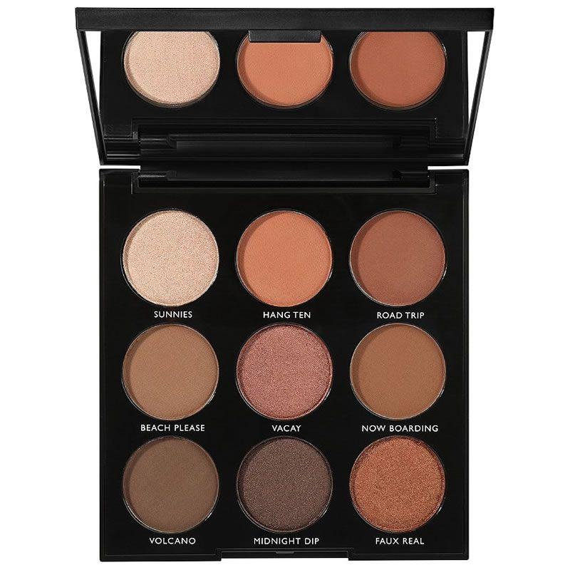 Morphe Paleta de Sombras 9B Bronzed Babe Eyeshadow Palette