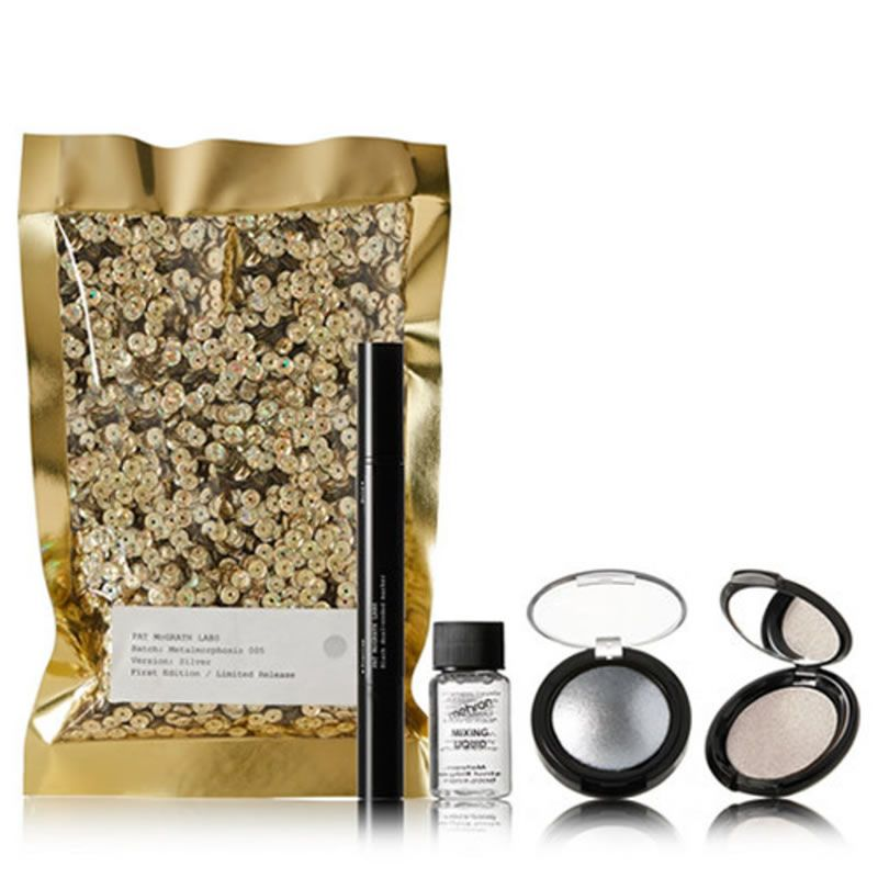 Pat Mcgrath Metalmorphosis 005 Eye Kit cor Silver