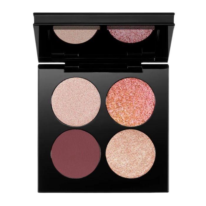 Pat Mcgrath Quad de Sombras Venus in Fleurs Luxe Eyeshadow Palette: Voyeuristic Vixen - DANIFICADA