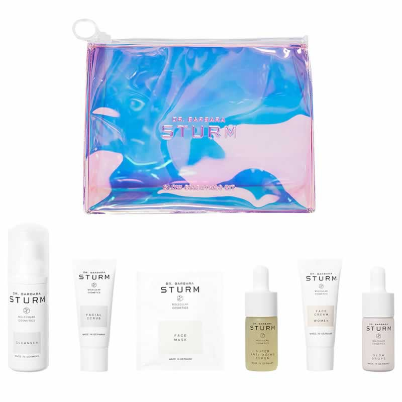 Pré-Venda Dr Barbara Sturm Glow Essentials Kit