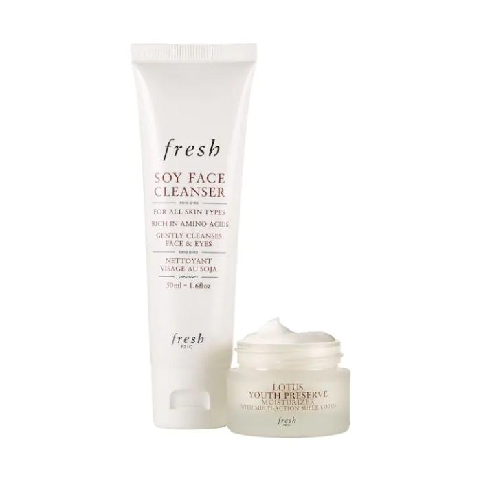 Fresh Kit Clean, Nourished Skin Duo Gift Set
