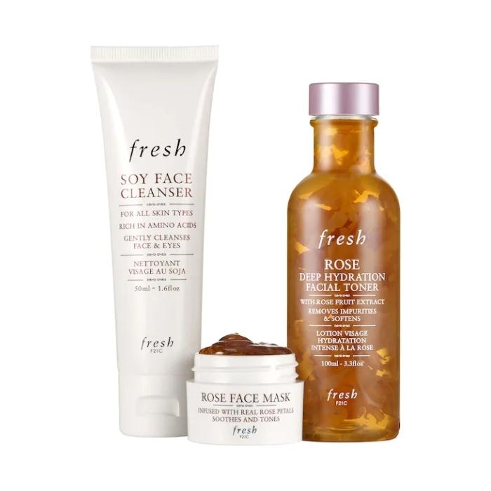 Fresh Kit Cleanse & Hydrate Gift Set