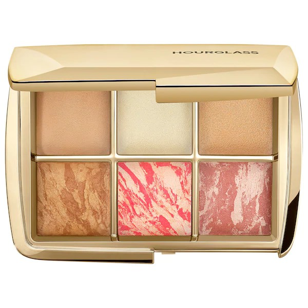 Pré-Venda Hourglass Hourglass Ambient Lighting Face Palette – Sculpture