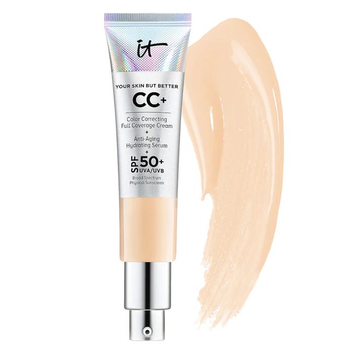 Pré-Venda It Cosmetics CC+ Cream with SPF 50+
