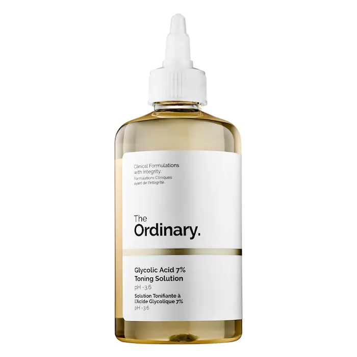 Pré-Venda The Ordinary Glycolic Acid 7% Toning Solution - 240 ml