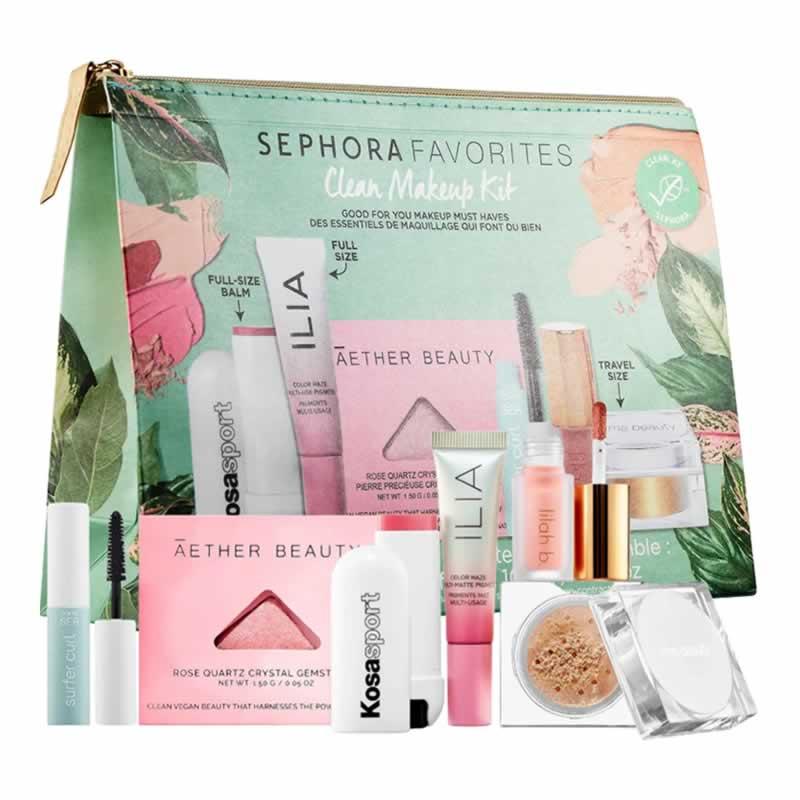 Sephora Favorites Clean Makeup Set