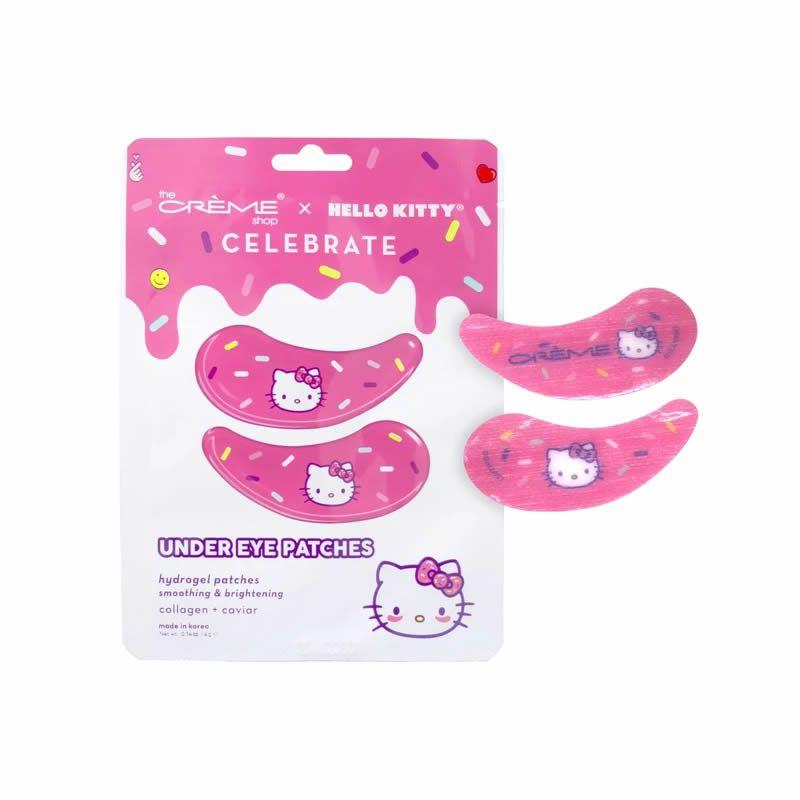 The Crème Shop x Hello Kitty Adesivo para Olhos Under Eye Patches