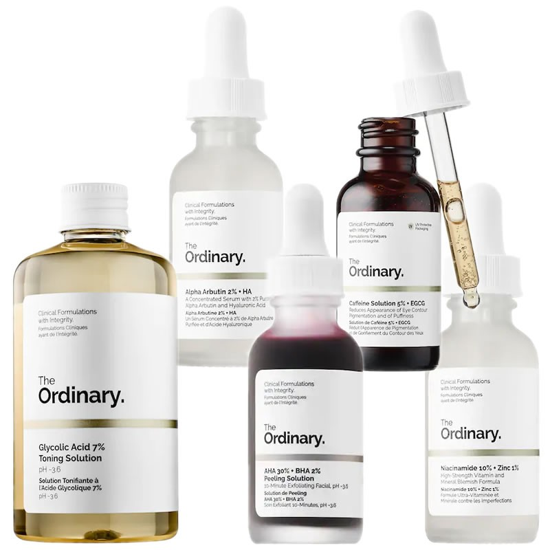 The Ordinary Kit Best Sellers #5