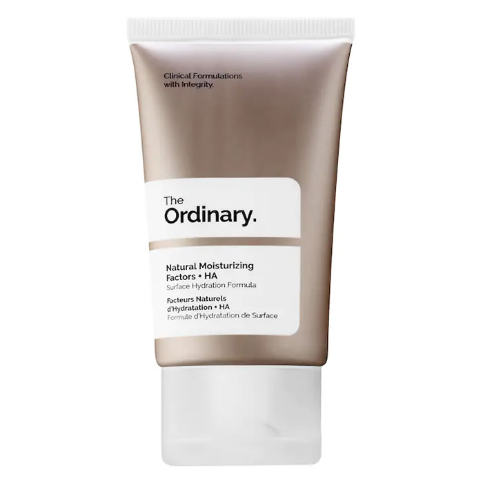The Ordinary Natural Moisturizing Factors + HA - 30 ml