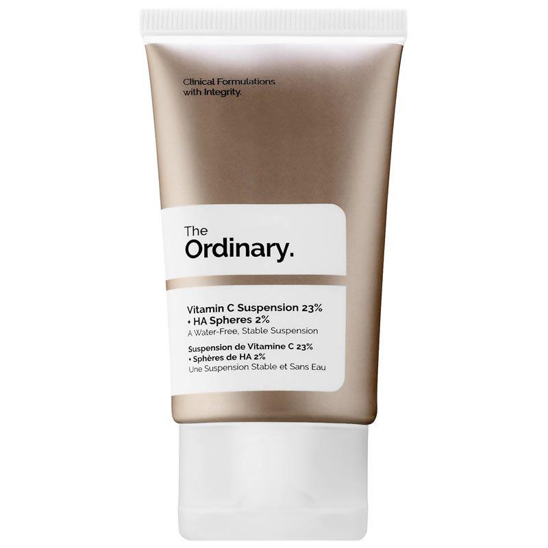 The Ordinary Vitamin C Suspension 23% + HA Spheres 2% - 30 ml