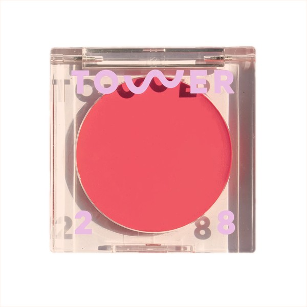 Tower 28 BeachPlease Tinted Lip + Cheek Balm - 4,5 gramas