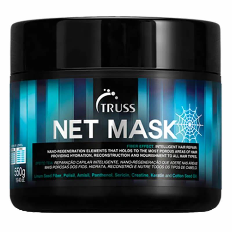 Truss Net Mask Máscara de Reparação - 550g