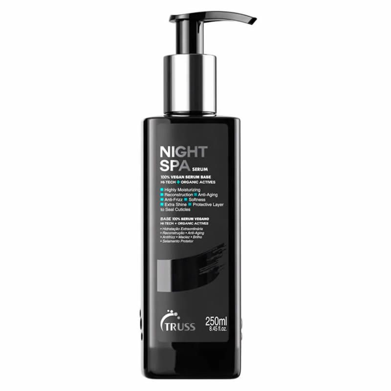 Truss Sérum Night Spa - 250ml