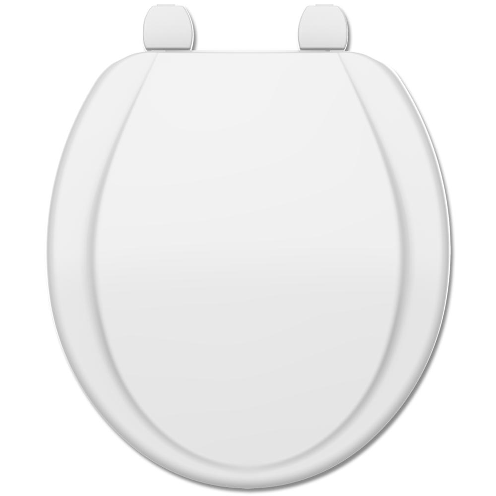 Assento Acesso Branco em Polipropileno Exportação Plus Para Bacia Celite